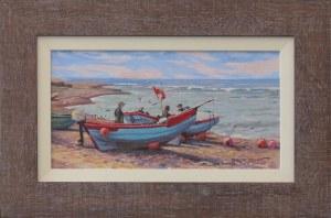 Fishermen,-Klitmoeller